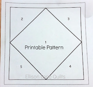 fpp+template National Sewing Month 2012: Foundation Paper Pieceing Tutorial