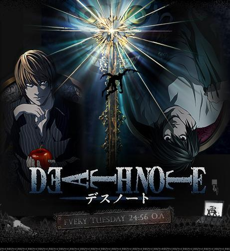 Animé Death%2Bnote-765743
