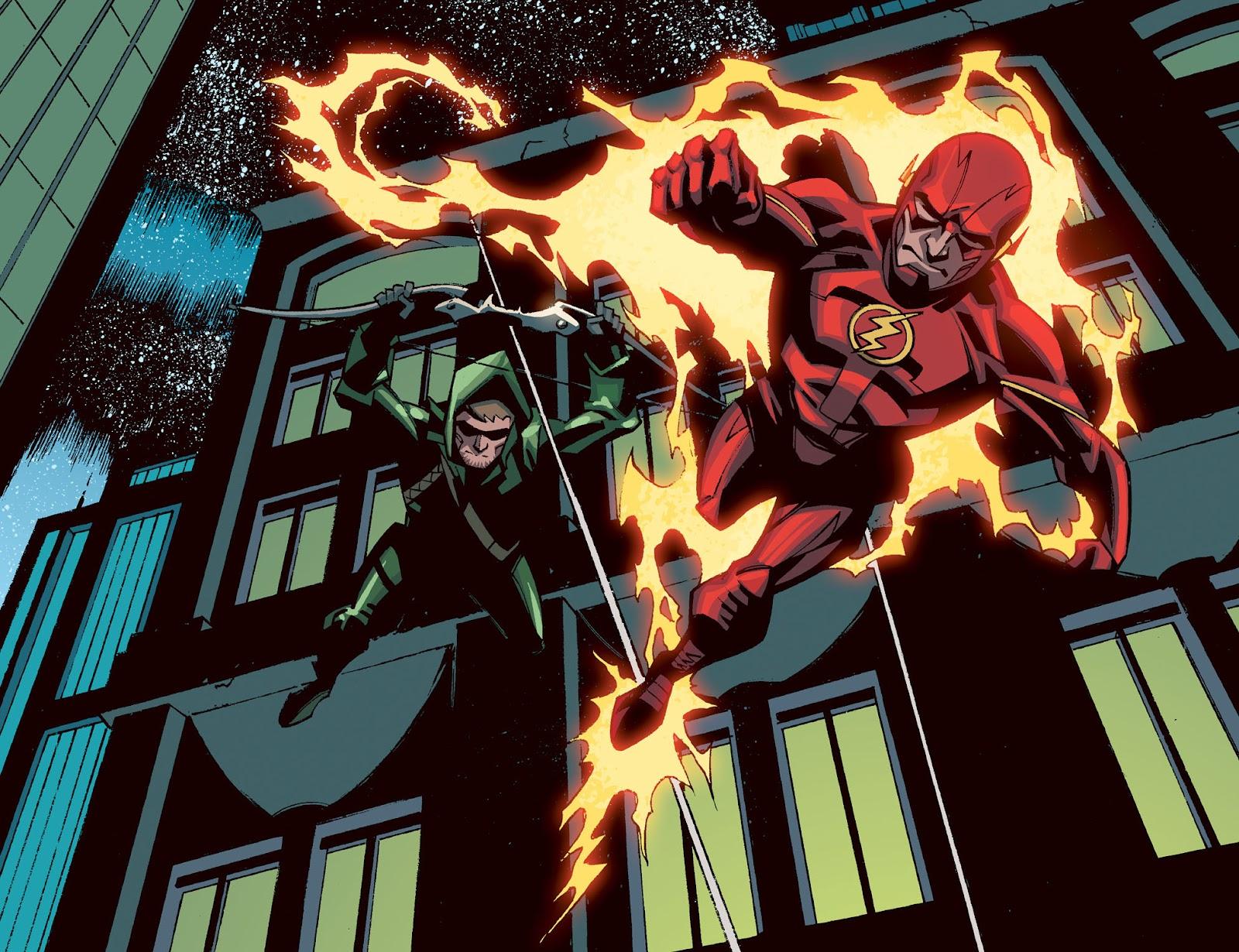 The Flash: Season Zero [I] Issue #15 #15 - English 14