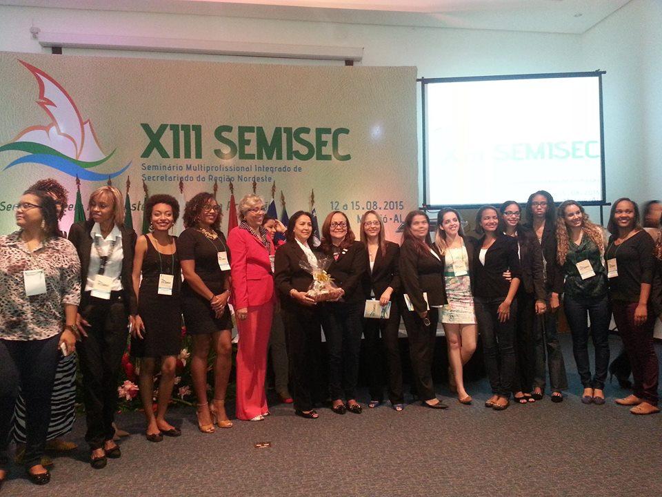 XIII SEMISEC- delegação Bahia