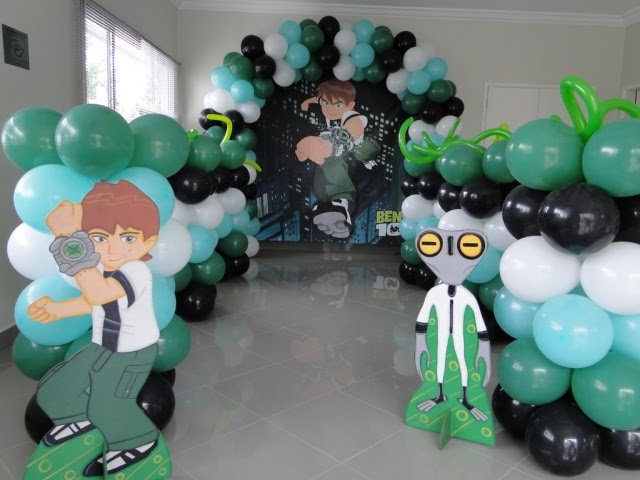 Decoracao Ben 10 Clean  HD Walls  Find Wallpapers