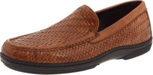 Cole Haan Men's Pinch Cup Woven Ven Loafer,Cuoio,9.5 M US