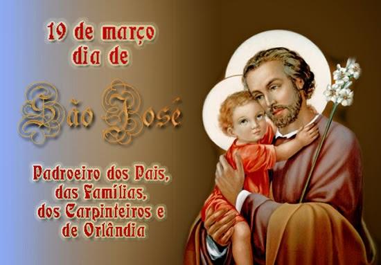 Resultado de imagem para Católicos comemoram hoje o dia de São José