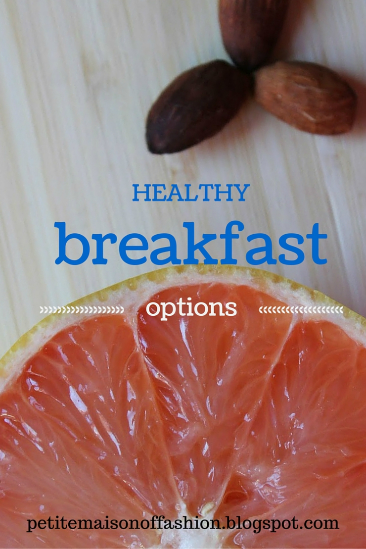 Healthy Breakfast Options to Start the Day Right