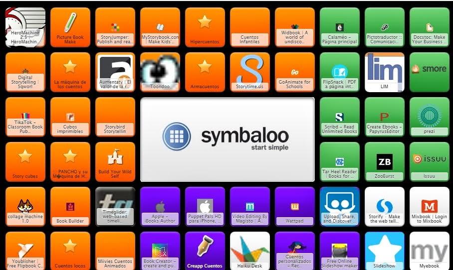 Mi recopilación de herramientas TICs Cuentos
