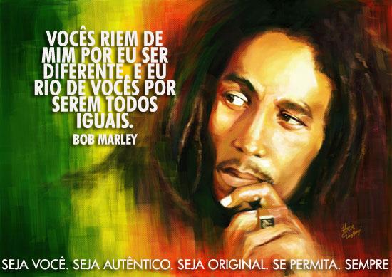 12 Frases de Bob Marley: Amor, Amizade e Vida - Frases Curtas