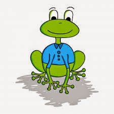 Cerita Inggris Indonesia: The Frog Catcher