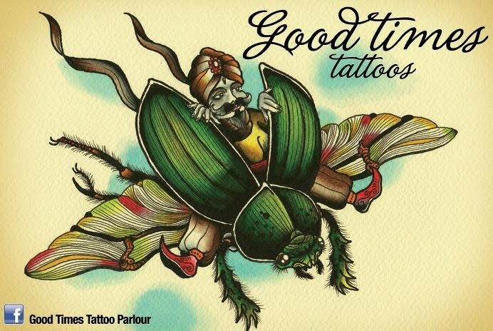 Good Times Tattoo Parlour