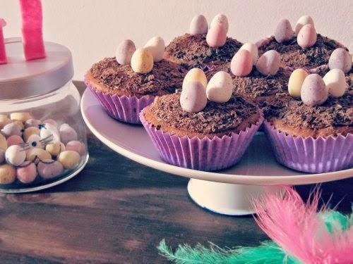 Presentación Cupcakes de Pascua