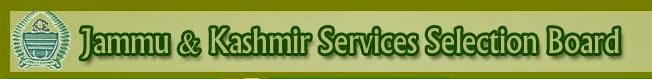 Jammu and Kashmir Service Selection Board (JKSSB)  Logo