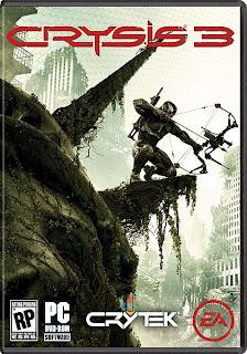 Crysis 3 oyun kapağı