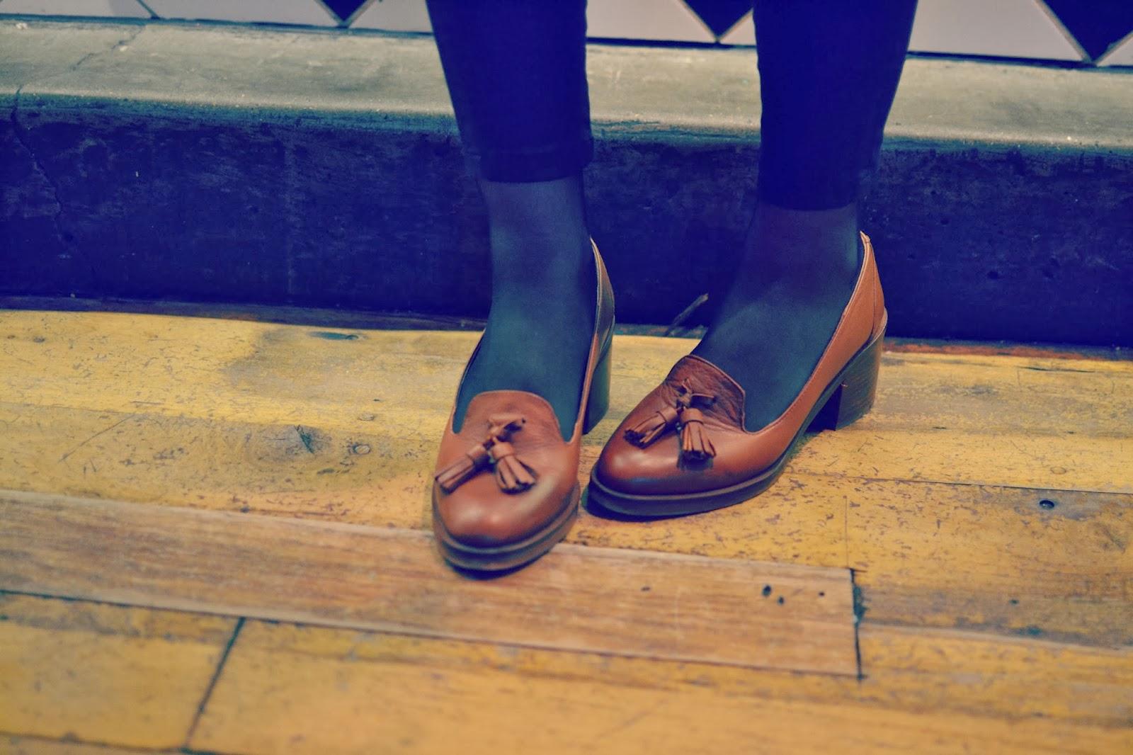 topshop janksy block heels