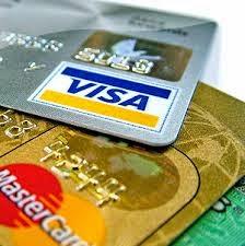 Visa, MasterCard, kartu kredit Visa, kartu kredit MasterCard
