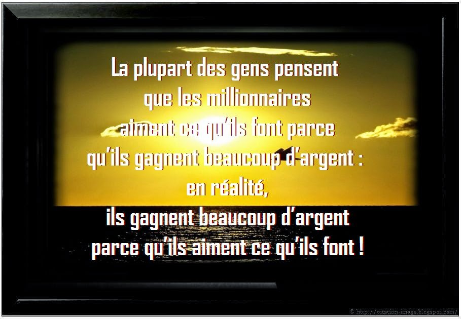 Citation inspiration travail en image