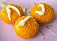 Resep Kroket kentang keju