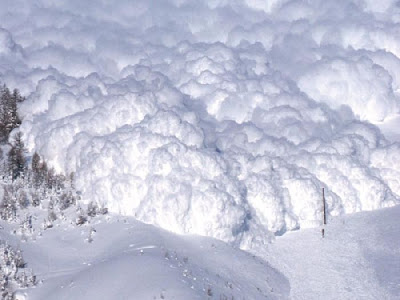 Cool Funpedia Avalanches In Photos