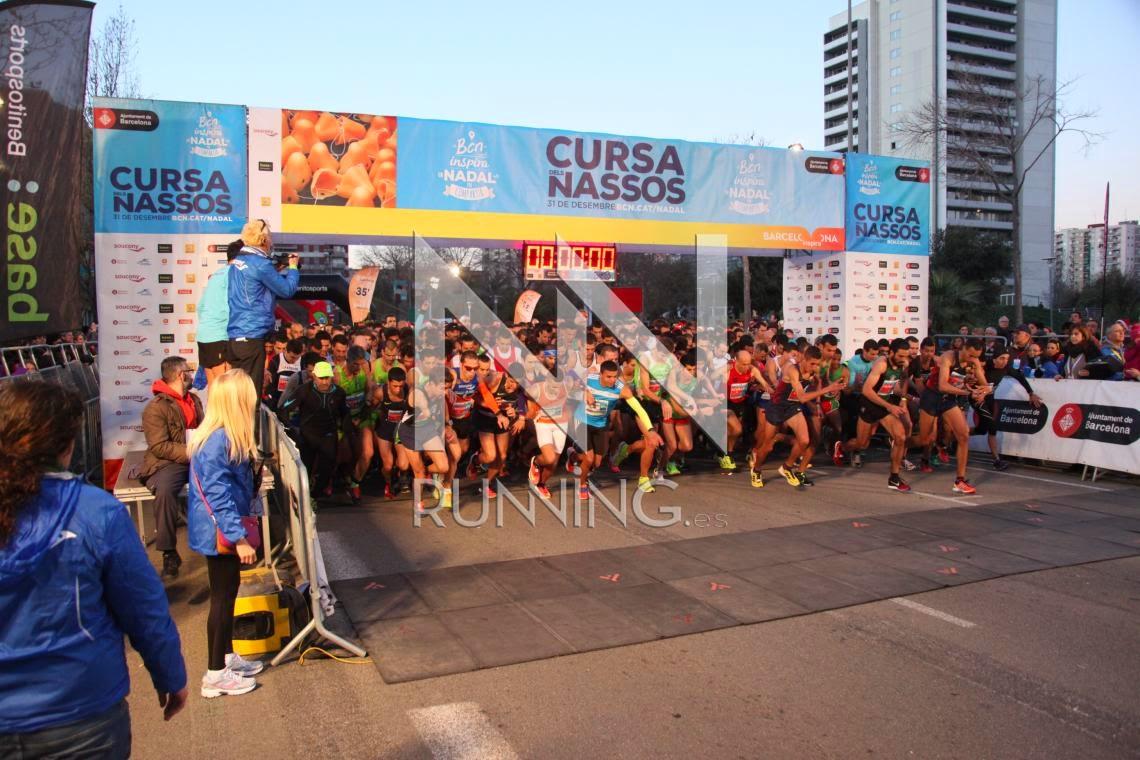 fotos cursa dels nassos bcn 2014