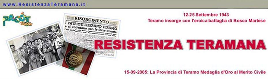 Resistenza Teramana e Battaglia di Bosco Martese