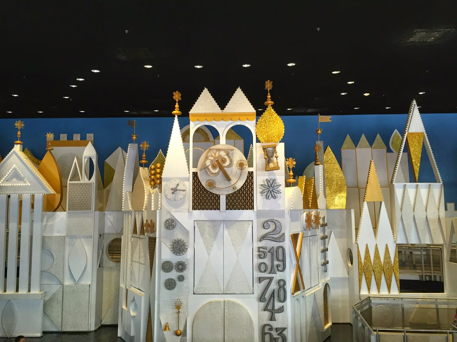 it's a small world Magic Kingdom