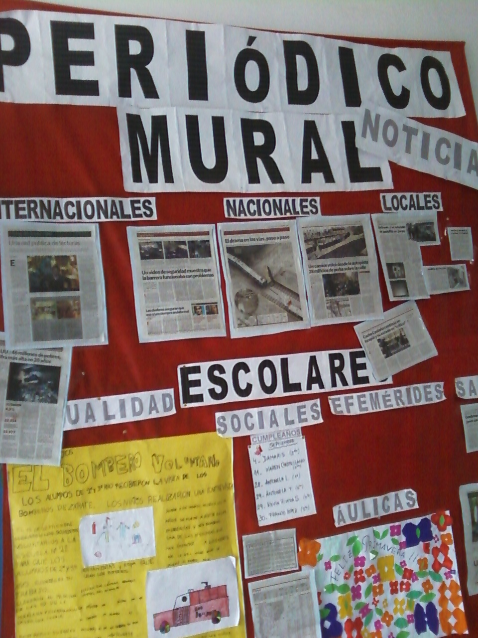 Peri dico virtual 21 periodico mural for El mural periodico jalisco