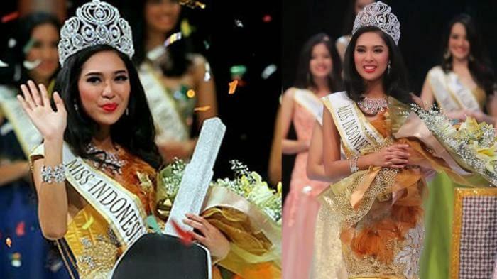 Kumpulan Foto Terbaik Maria Rahajeng Saat Miss World 2014