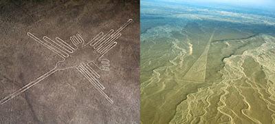 Nazca lines- Pelican and Runway