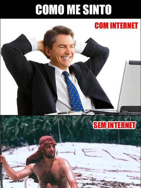 Con Internet vs Sin Internet (Humor)