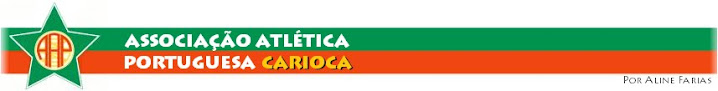 Portuguesa Carioca - Repórter Aline Farias