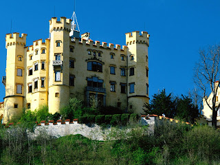 Hohenschwangau Castle, Germany Wallpapers