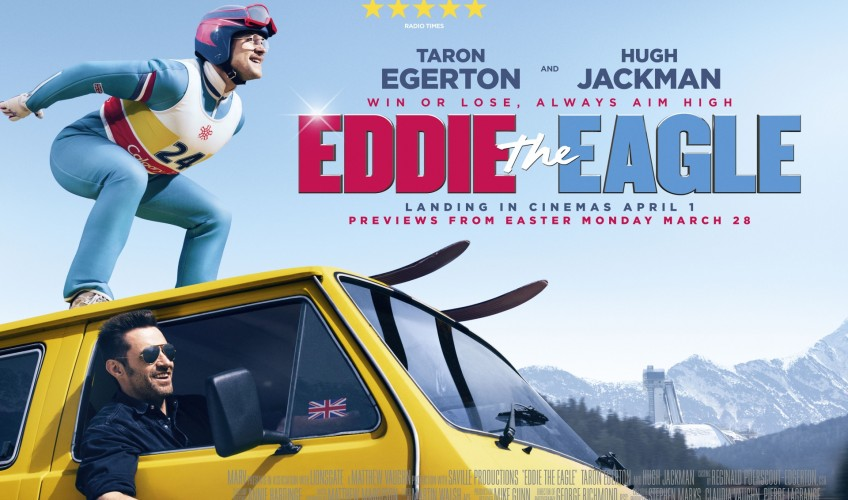 EDDIE THE EAGLE****