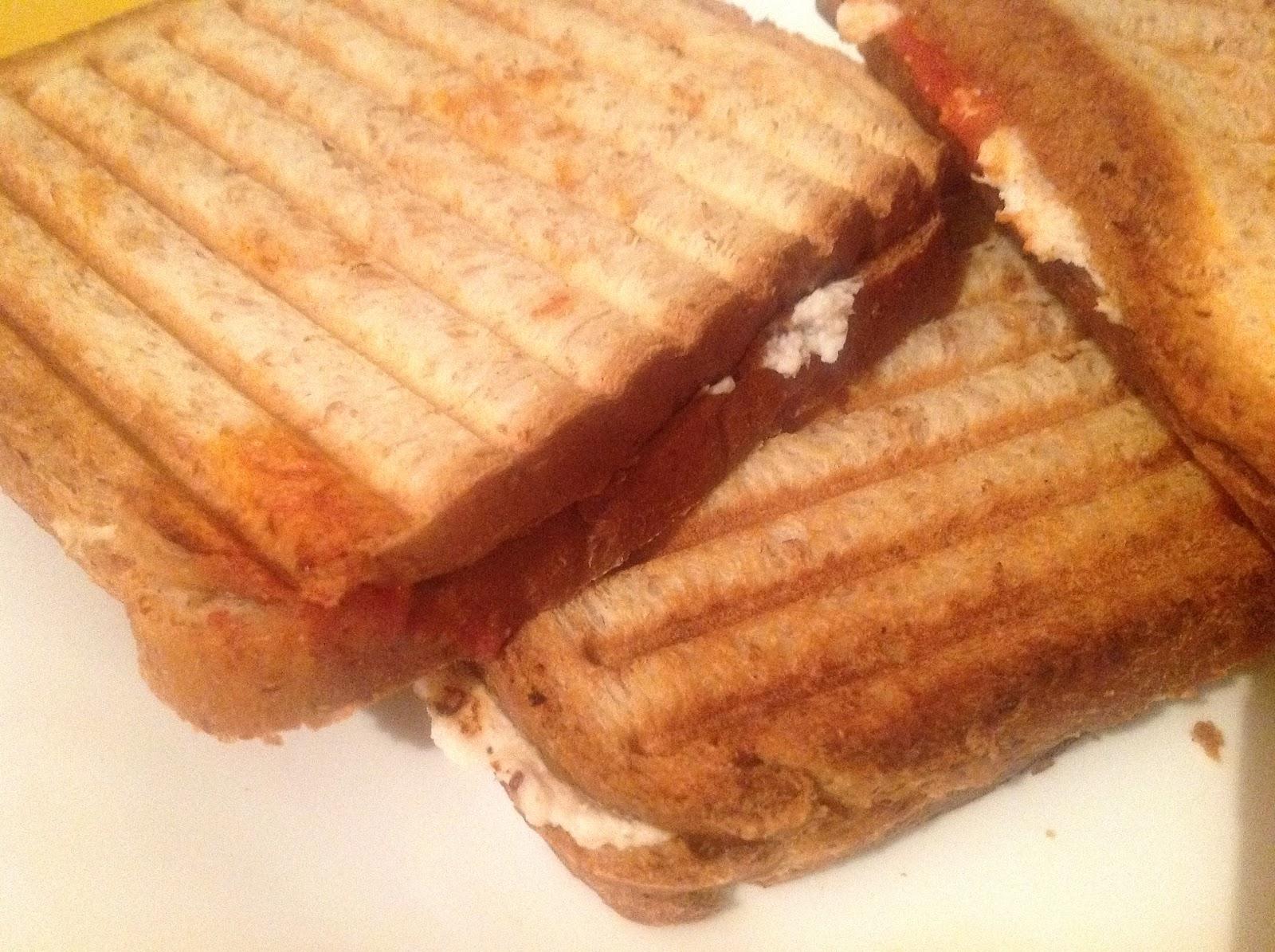 Diner facile rapide et d licieux croque thon ricotta et tomates mes recettes r ussies - Diner facile et rapide ...