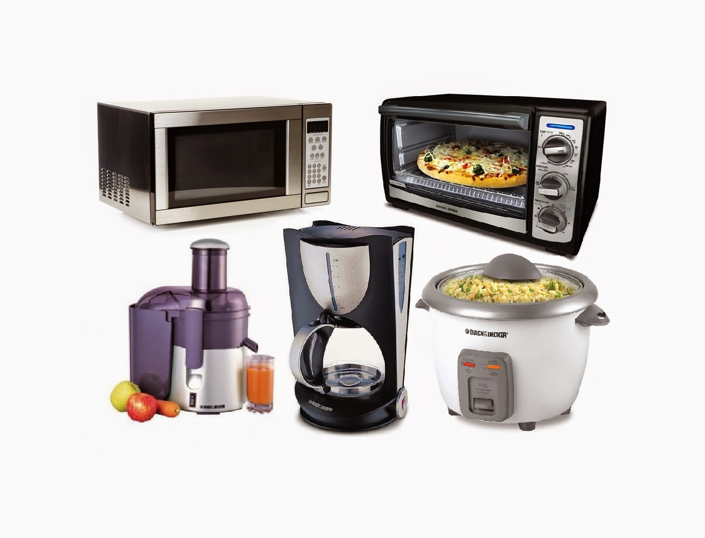 Healthy Small Kitchen Appliances