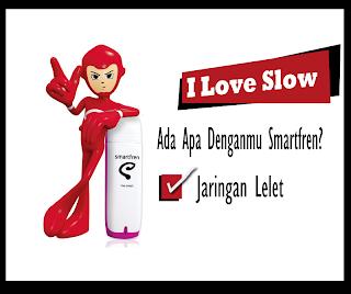 I Hate Slow? Ada Apa Denganmu Smartfren?