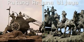 Sejarah-pembuatan-patung-arjuna-wijaya