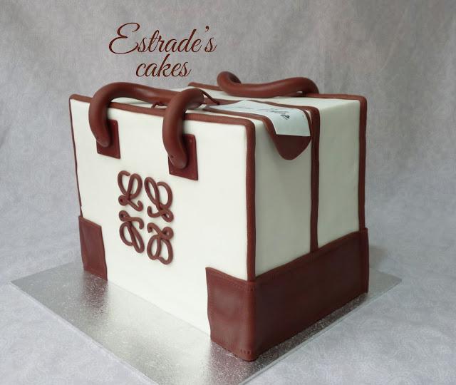 tarta bolso de Loewe 5