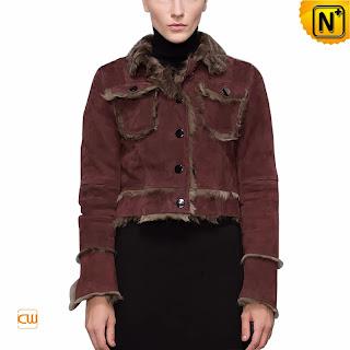Sheepskin Shearling Jacket
