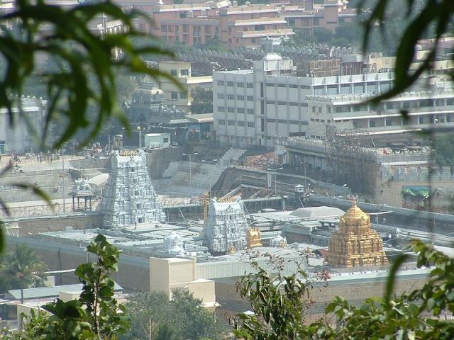 இமயம் முதல் குமரி வரை எத்தனை ஆலயங்கள்  Temple+11+Tirupathi