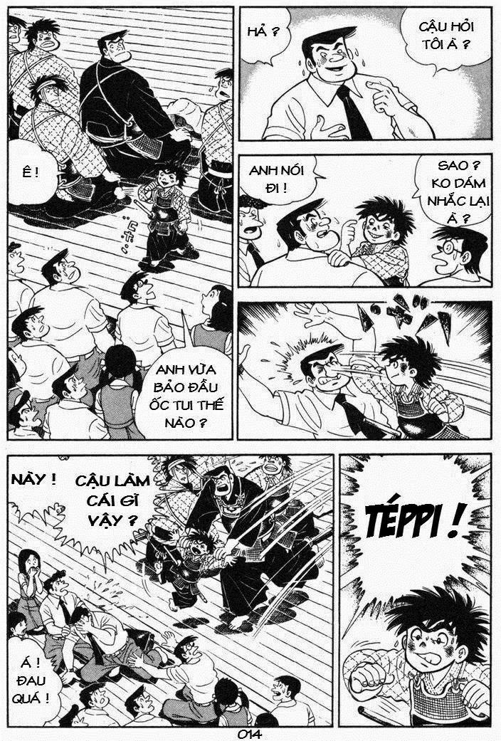 Siêu quậy Teppi chap 53 - Trang 14