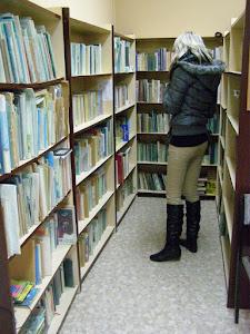Kilka słów o bibliotece... kliknij na zdjęcie