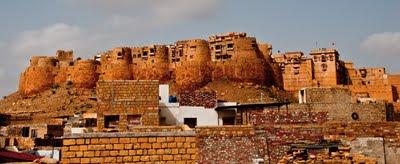 Jaisalmeer fort Rajasthan, The sonar Kella