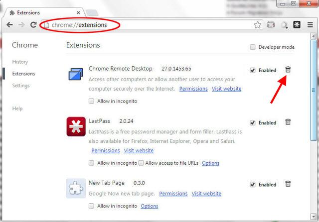 How Do I Uninstall Google Chrome Extensions?