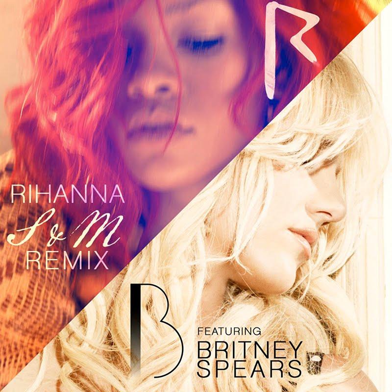 Rihanna feat. Britney Spears - S&M (Remix) Lyrics | Music, Lyrics ...