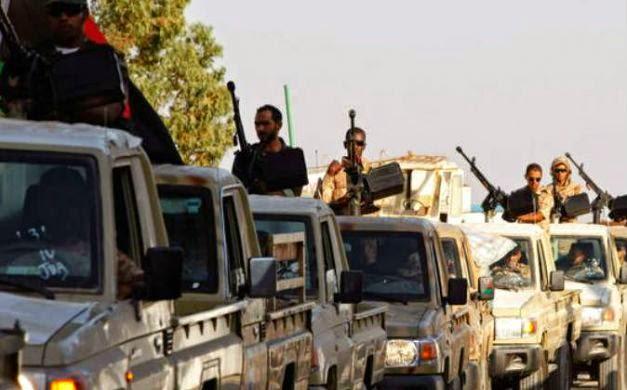 فجر ليبيا وأنصار الشريعة جماعات إرهابية حسب البرلمان الليبي