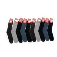 Buy Oshop Trades Pack Of 10 Long Socks For Men Rs 195 :Buytoearn