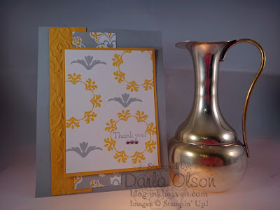 Happy Flowers Stampin' Up!