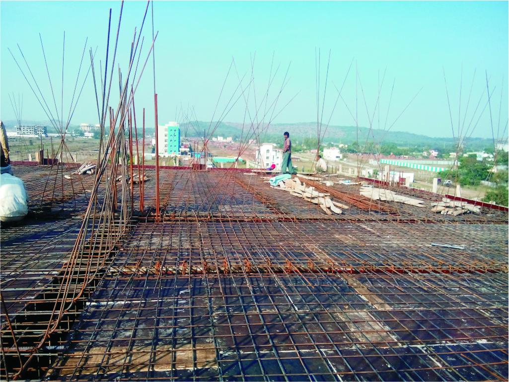 Rcc Construction House : Pvp college of architecture site visit btm ii rcc