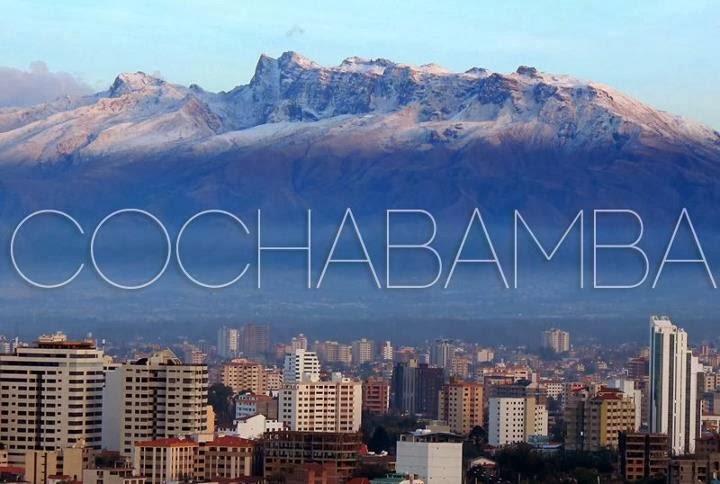 COCHABAMBA...