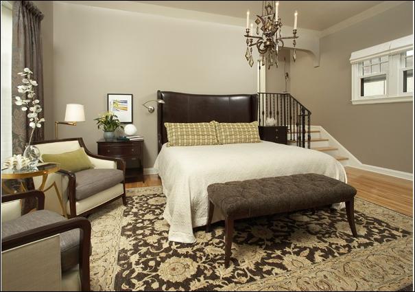 Traditional bedroom design ideas