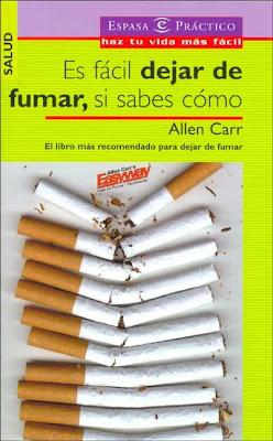 Ha dejado a fumar en 33 años