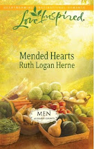 Mended Hearts available at Amazon.com, Barnes and Noble.com and Christian Book Distributors.com!